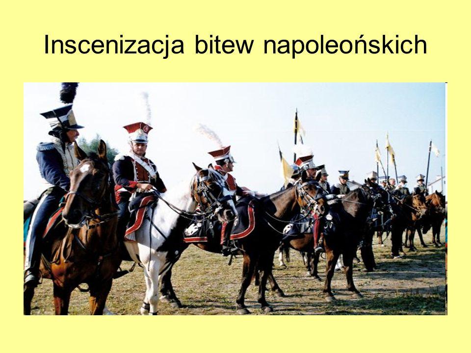 Inscenizacja bitew napoleońskich