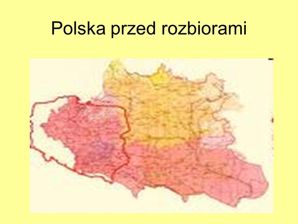 Polska przed rozbiorami