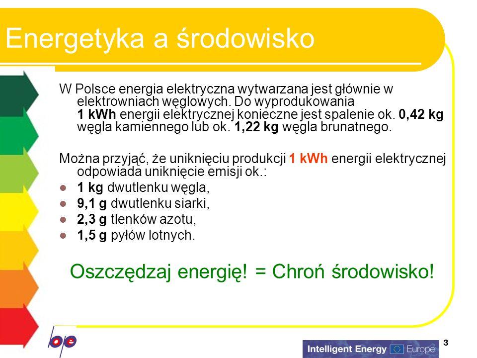Energetyka a środowisko