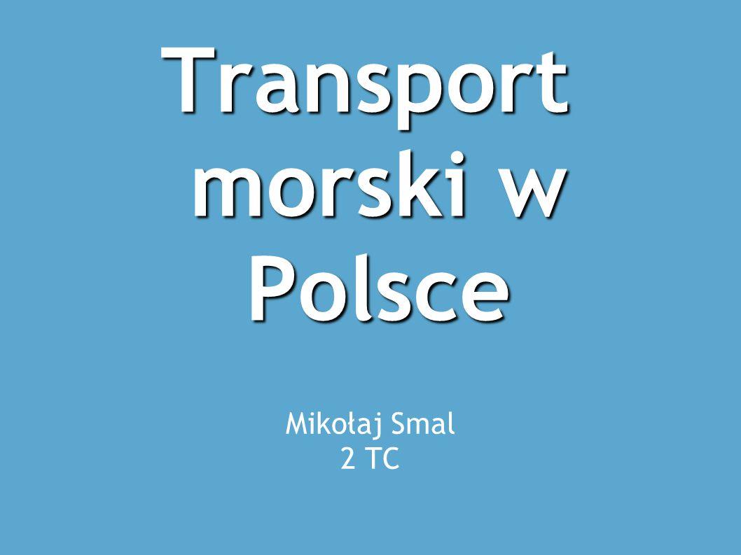 Transport morski w Polsce