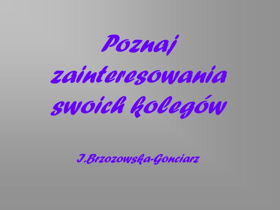 I.Brzozowska-Gonciarz