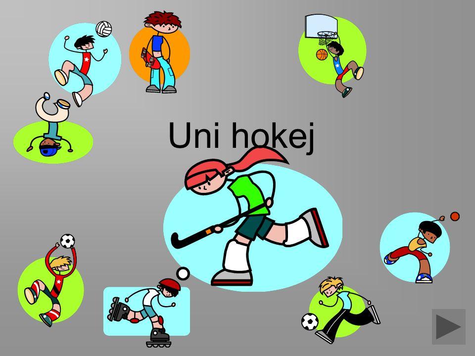Uni hokej