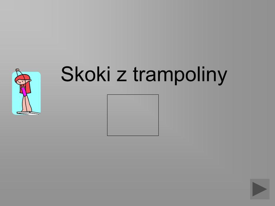 Skoki z trampoliny