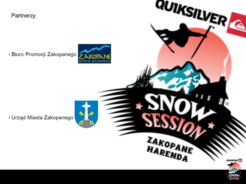 Partnerzy Biuro Promocji Zakopanego Urząd Miasta Zakopanego
