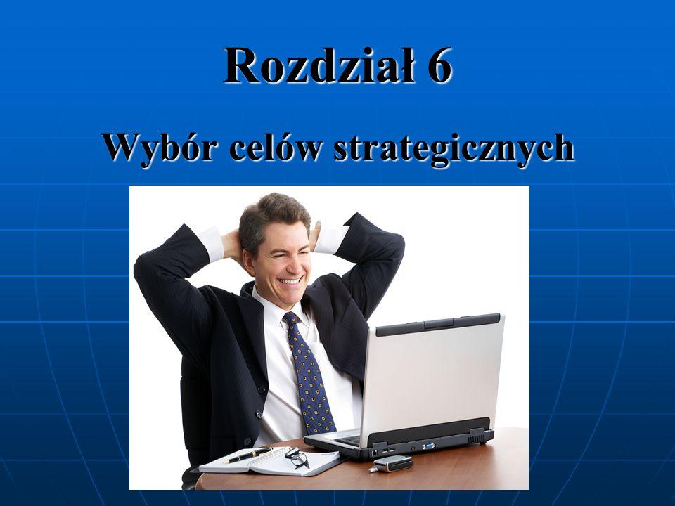 Wybór celów strategicznych