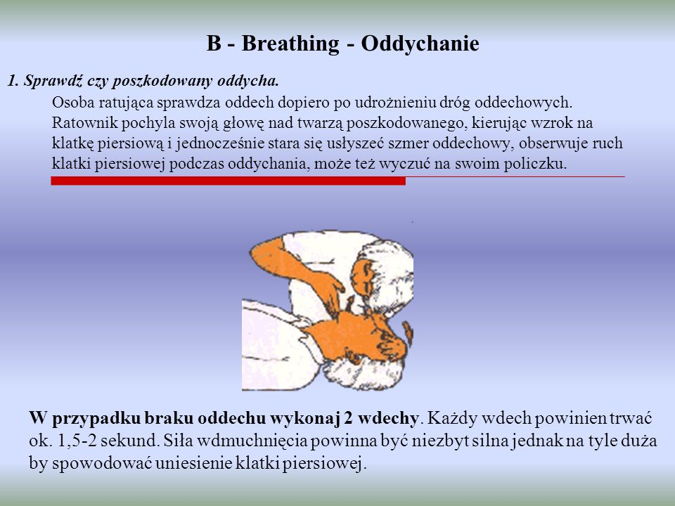 B - Breathing - Oddychanie