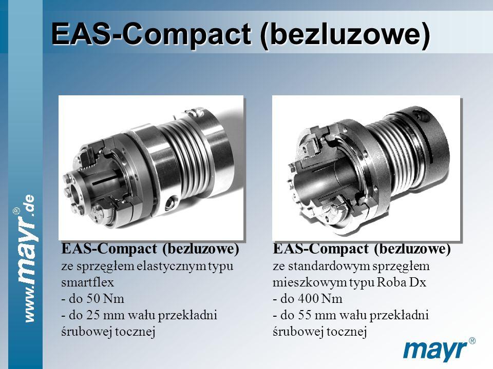 EAS-Compact (bezluzowe)