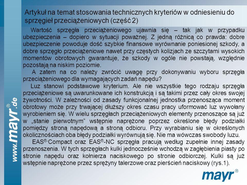 Artykuł na temat stosowania technicznych kryteriów w odniesieniu do