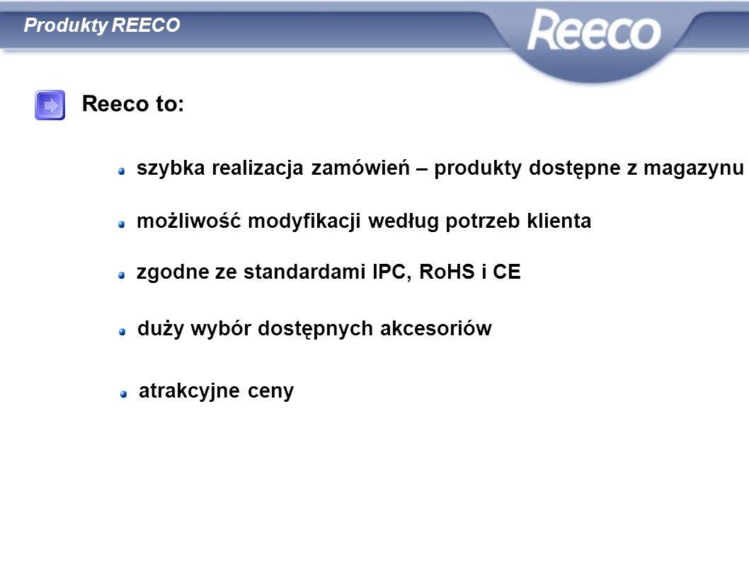Reeco to: szybka realizacja zamówień – produkty dostępne z magazynu
