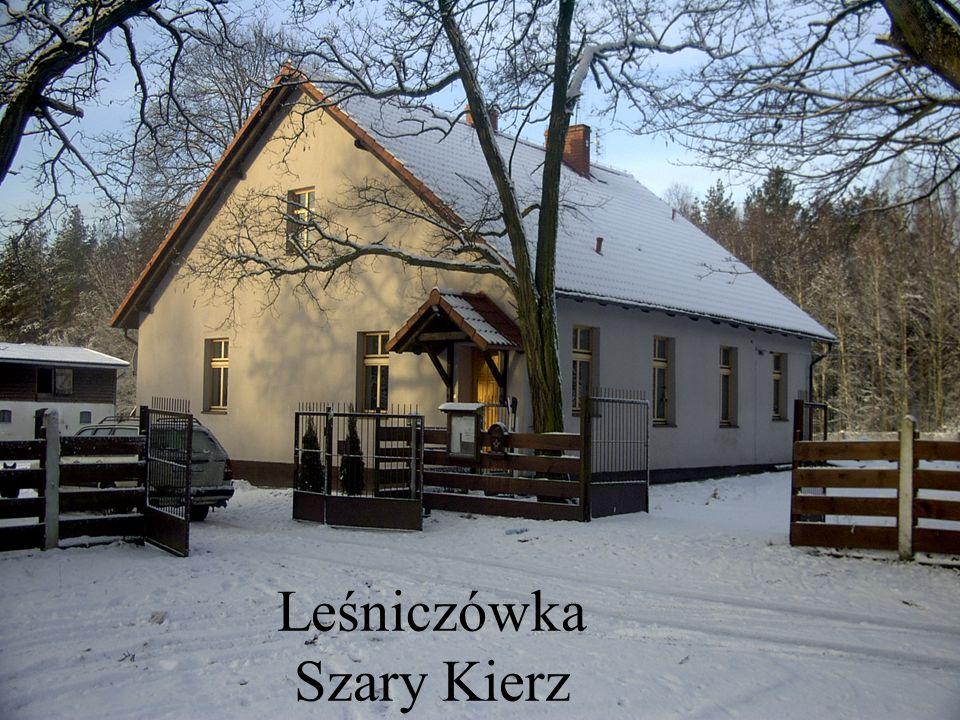 Leśniczówka Szary Kierz
