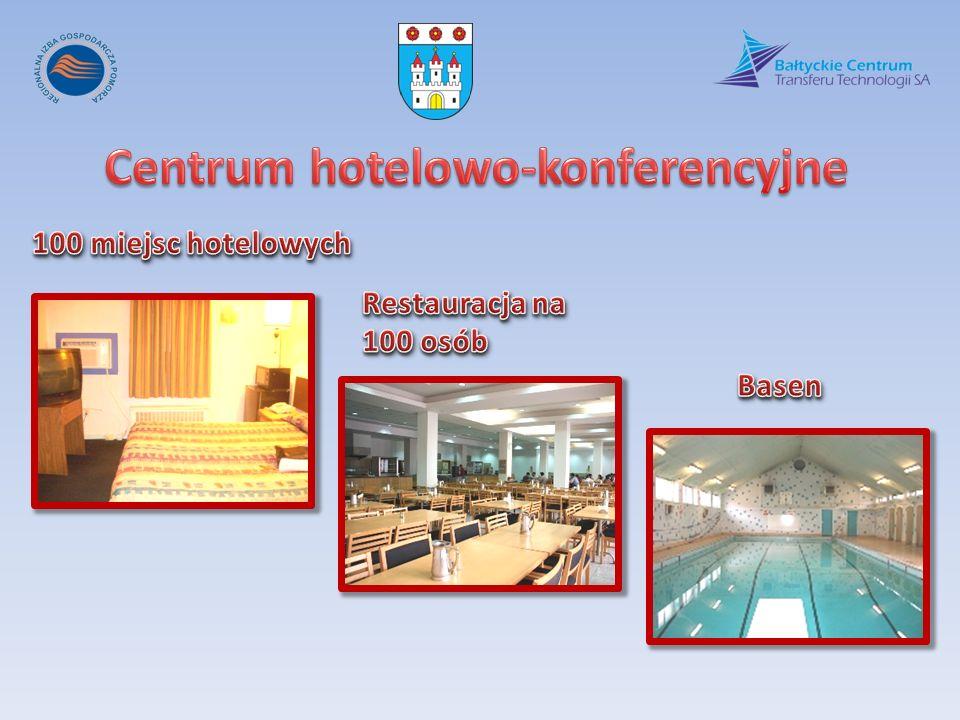 Centrum hotelowo-konferencyjne