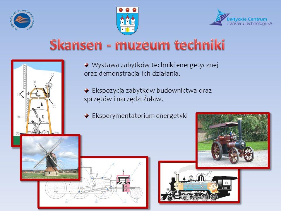 Skansen - muzeum techniki