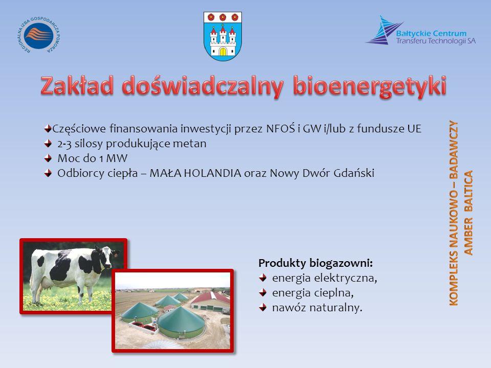 Zakład doświadczalny bioenergetyki
