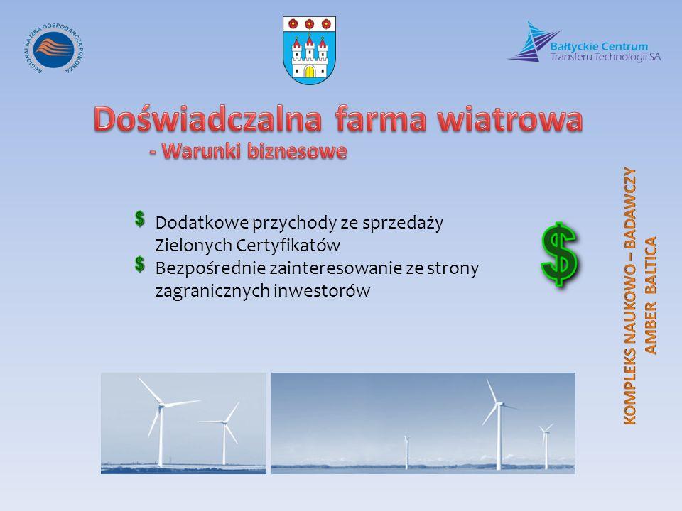 Doświadczalna farma wiatrowa