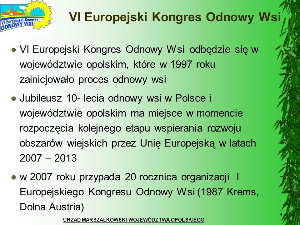 VI Europejski Kongres Odnowy Wsi