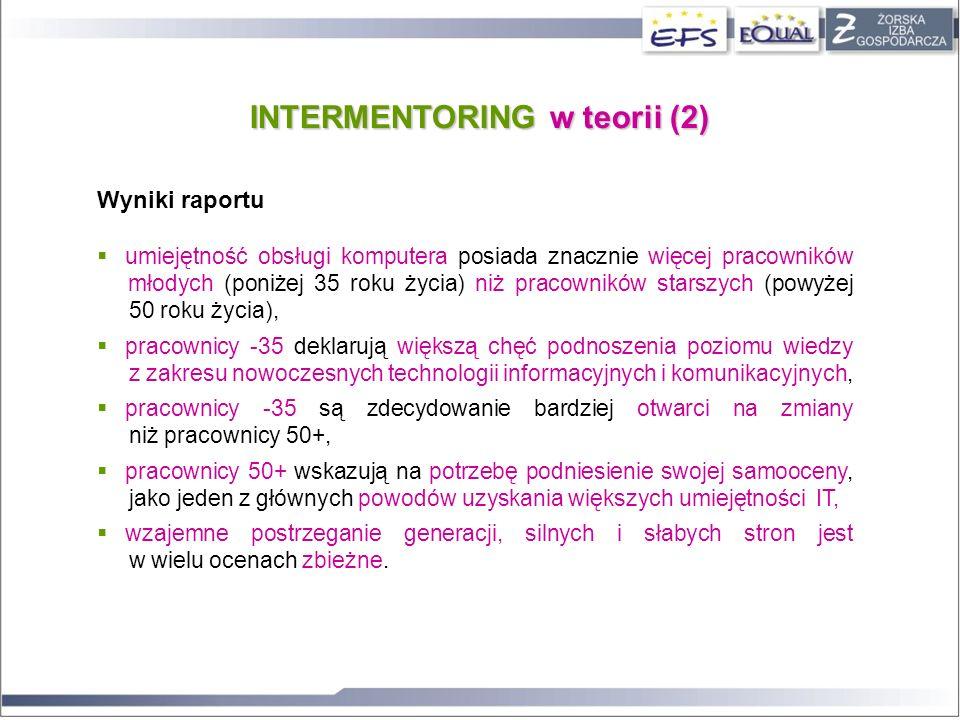 INTERMENTORING w teorii (2)
