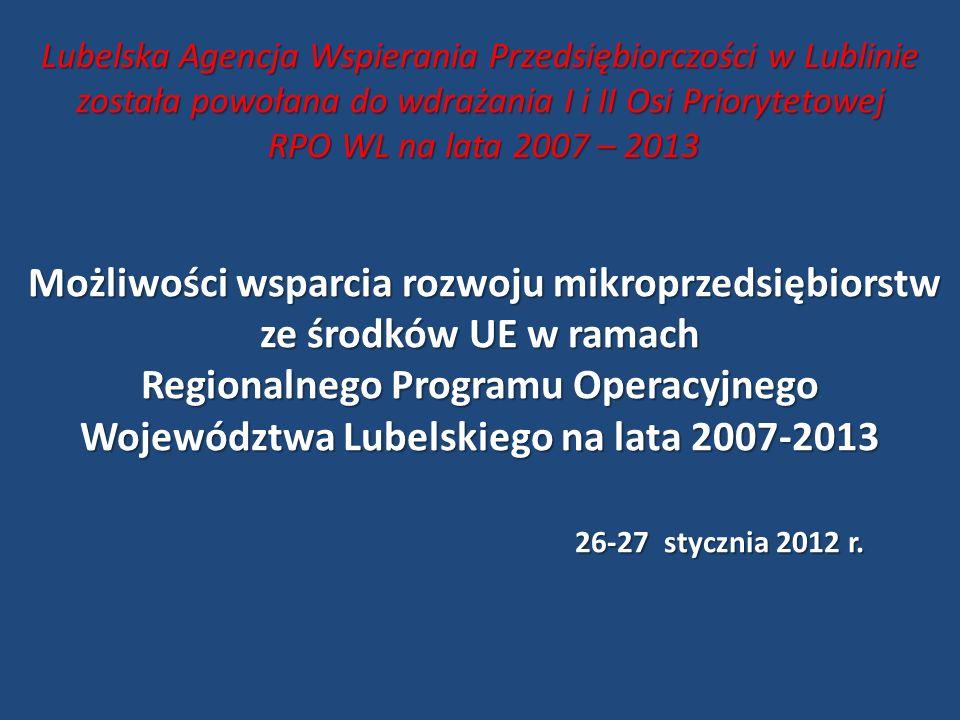 Regionalnego Programu Operacyjnego