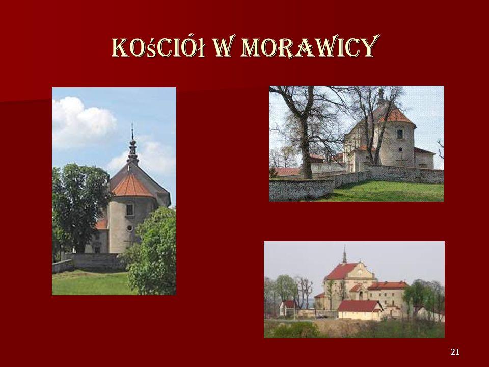 Kościół w Morawicy
