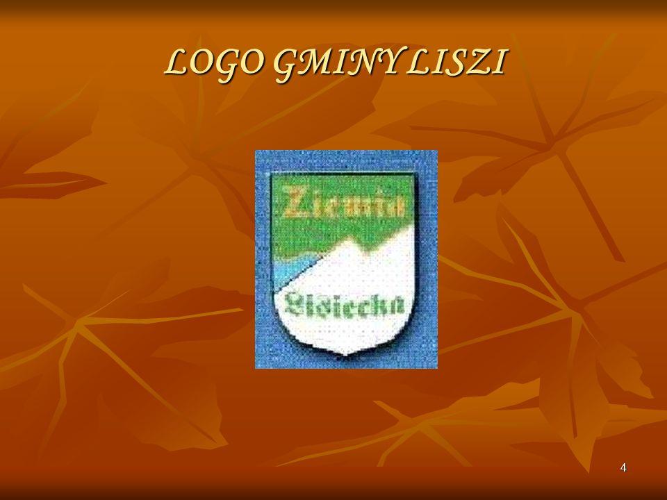 LOGO GMINY LISZI