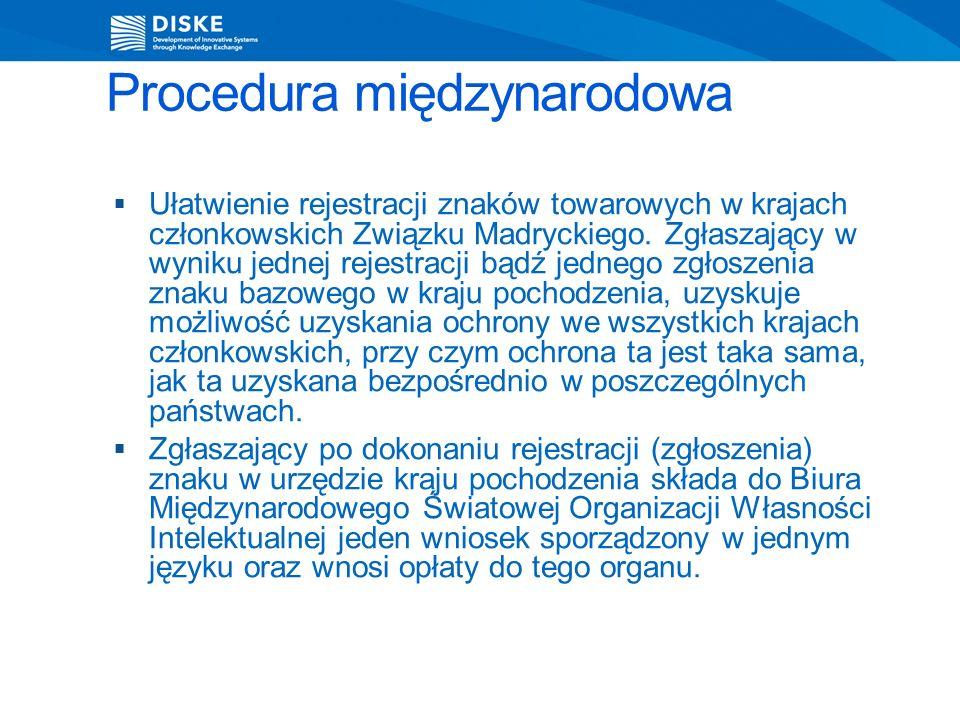Procedura międzynarodowa