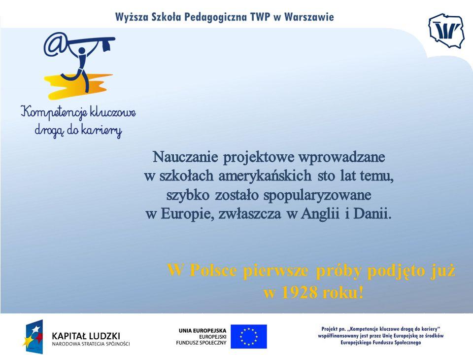 W Polsce pierwsze próby podjęto już w 1928 roku!