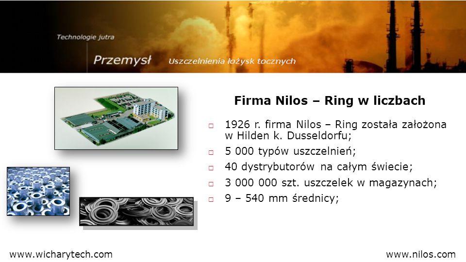Firma Nilos – Ring w liczbach
