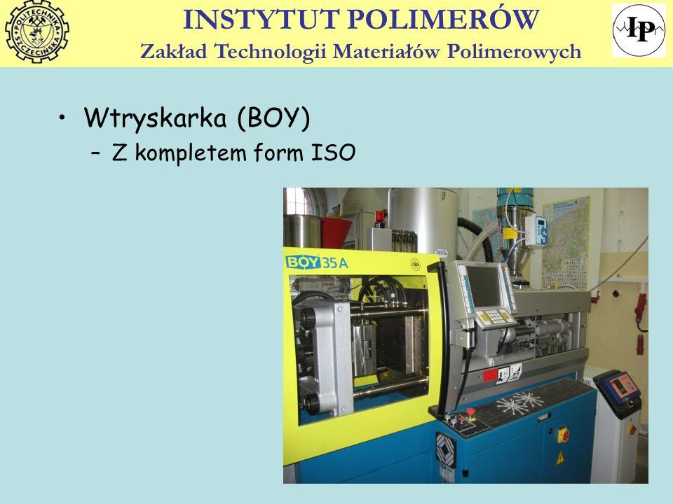 Zakład Technologii Materiałów Polimerowych