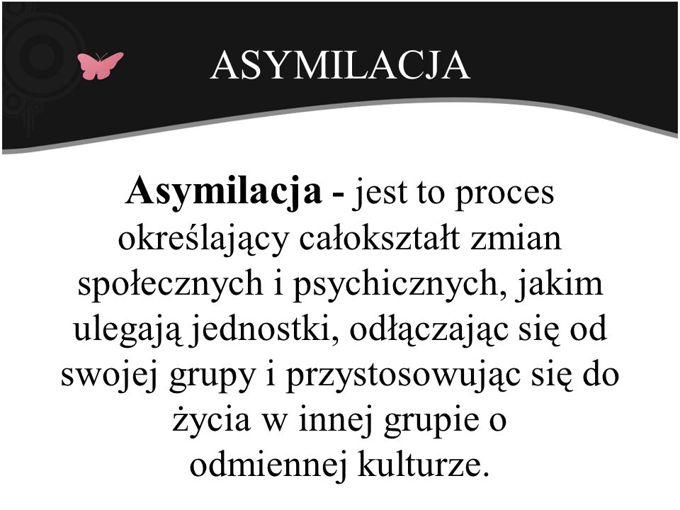 ASYMILACJA