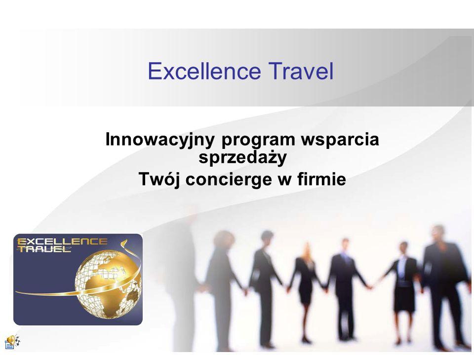 Innowacyjny program wsparcia sprzedaży Twój concierge w firmie