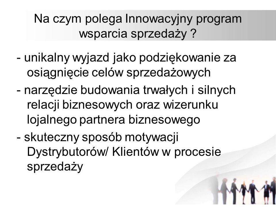 Na czym polega Innowacyjny program wsparcia sprzedaży