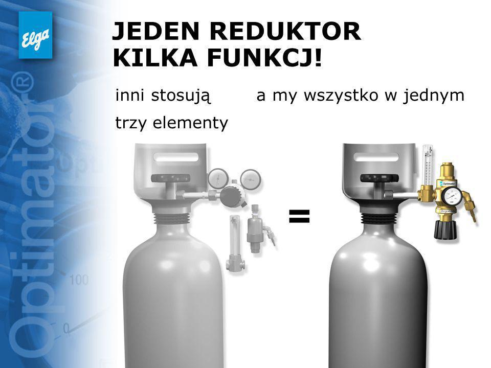 JEDEN REDUKTOR KILKA FUNKCJ!