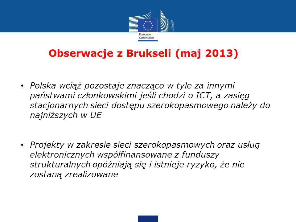 Obserwacje z Brukseli (maj 2013)