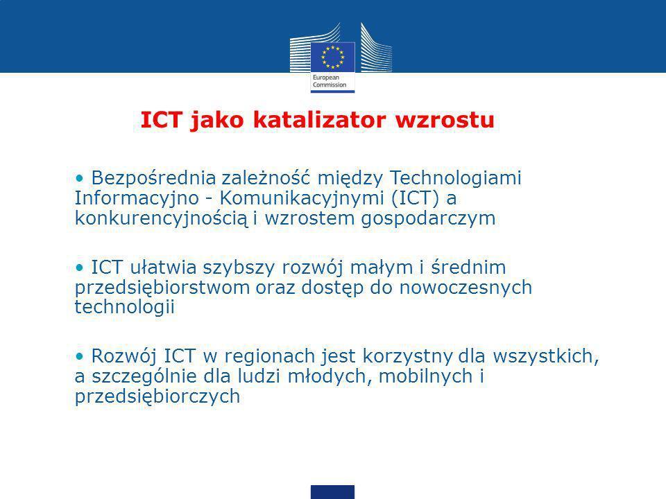 ICT jako katalizator wzrostu