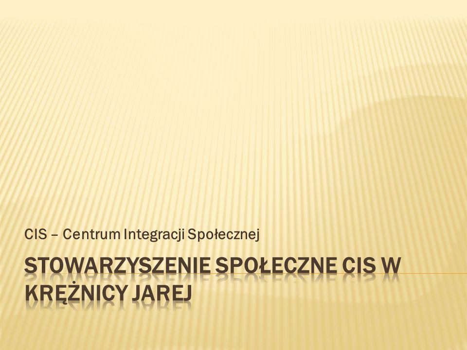 Stowarzyszenie Społeczne CIS w Krężnicy Jarej
