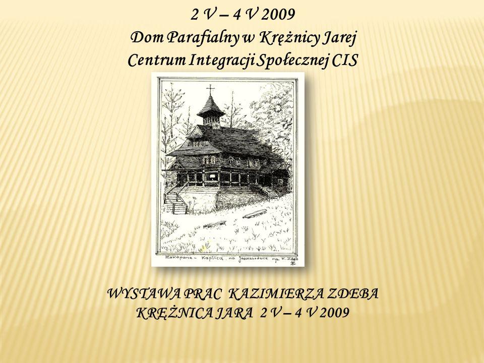 Dom Parafialny w Krężnicy Jarej Centrum Integracji Społecznej CIS