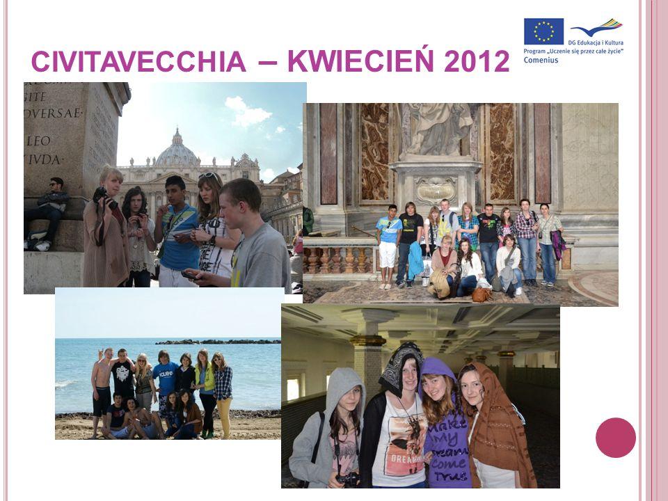 CIVITAVECCHIA – KWIECIEŃ 2012