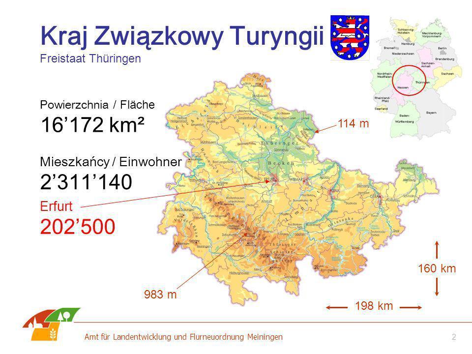 Kraj Związkowy Turyngii