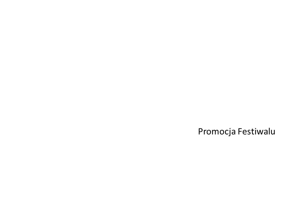 Promocja Festiwalu