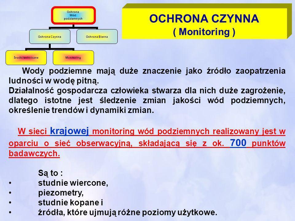 OCHRONA CZYNNA ( Monitoring )