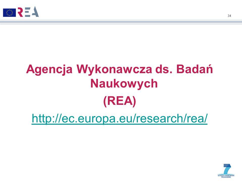 Agencja Wykonawcza ds. Badań Naukowych