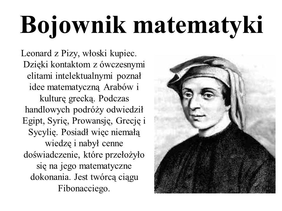 Bojownik matematyki