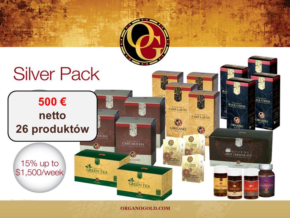 500 € netto 26 produktów