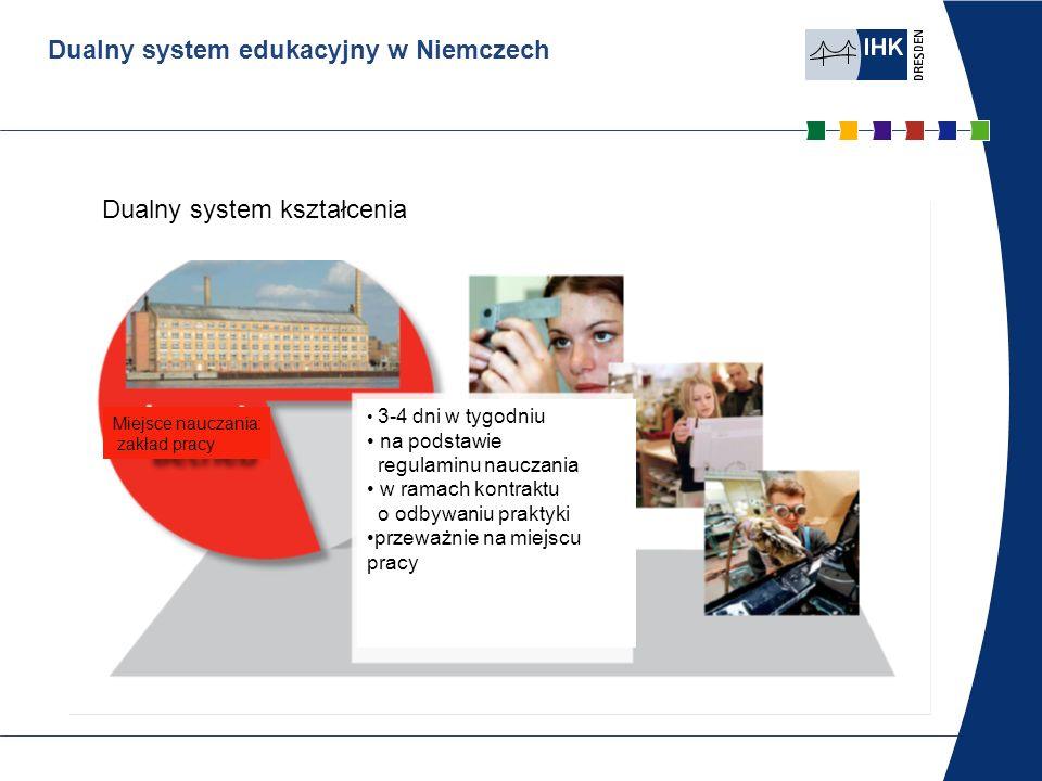 Dualny system edukacyjny w Niemczech