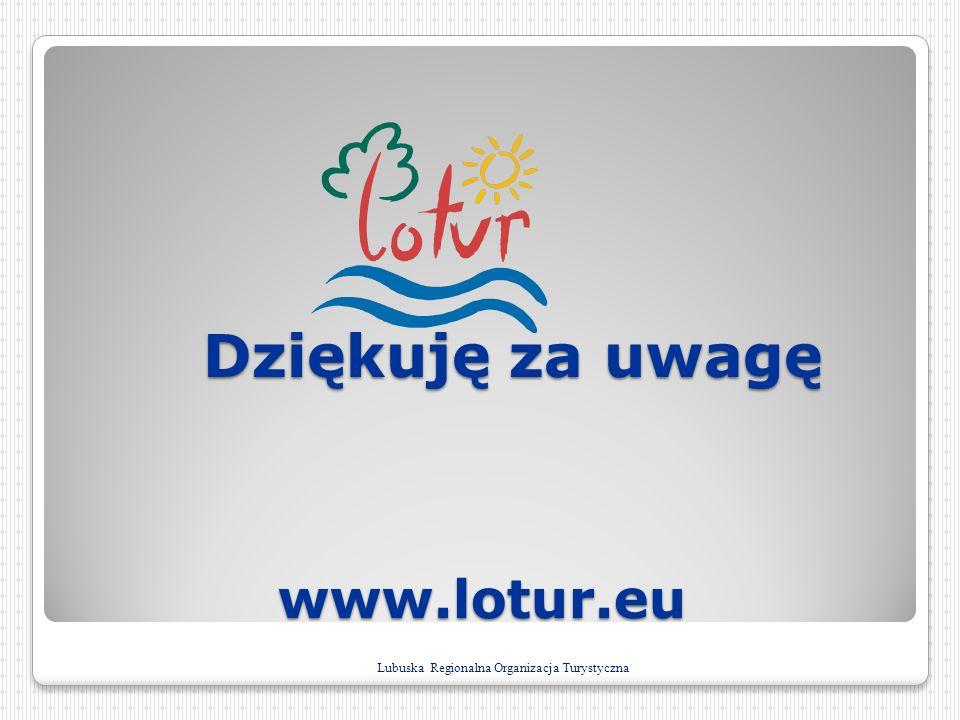 Dziękuję za uwagę www.lotur.eu