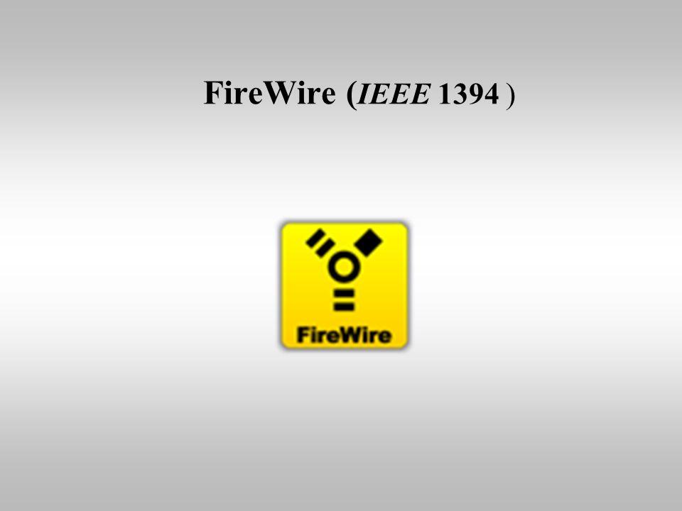 FireWire (IEEE 1394 )