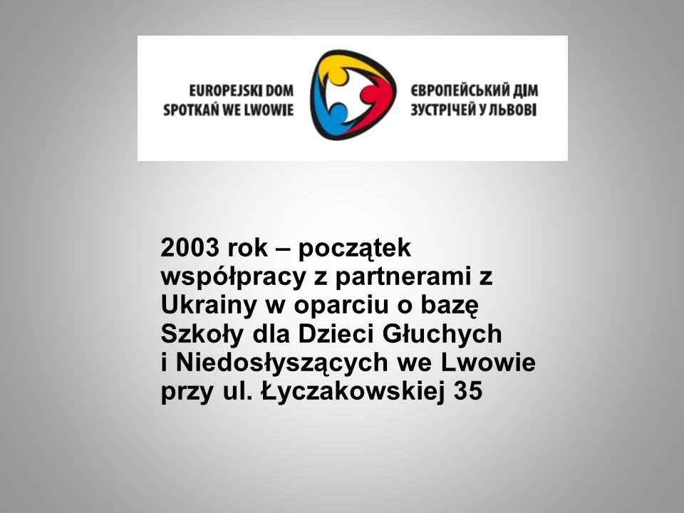 i Niedosłyszących we Lwowie przy ul. Łyczakowskiej 35