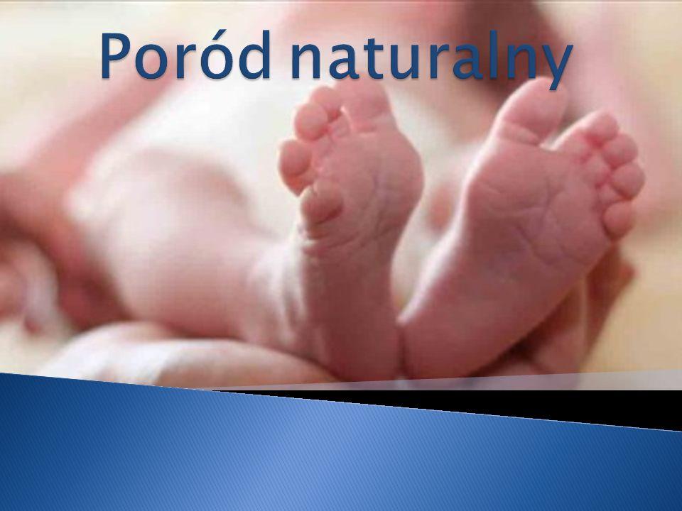 Poród naturalny