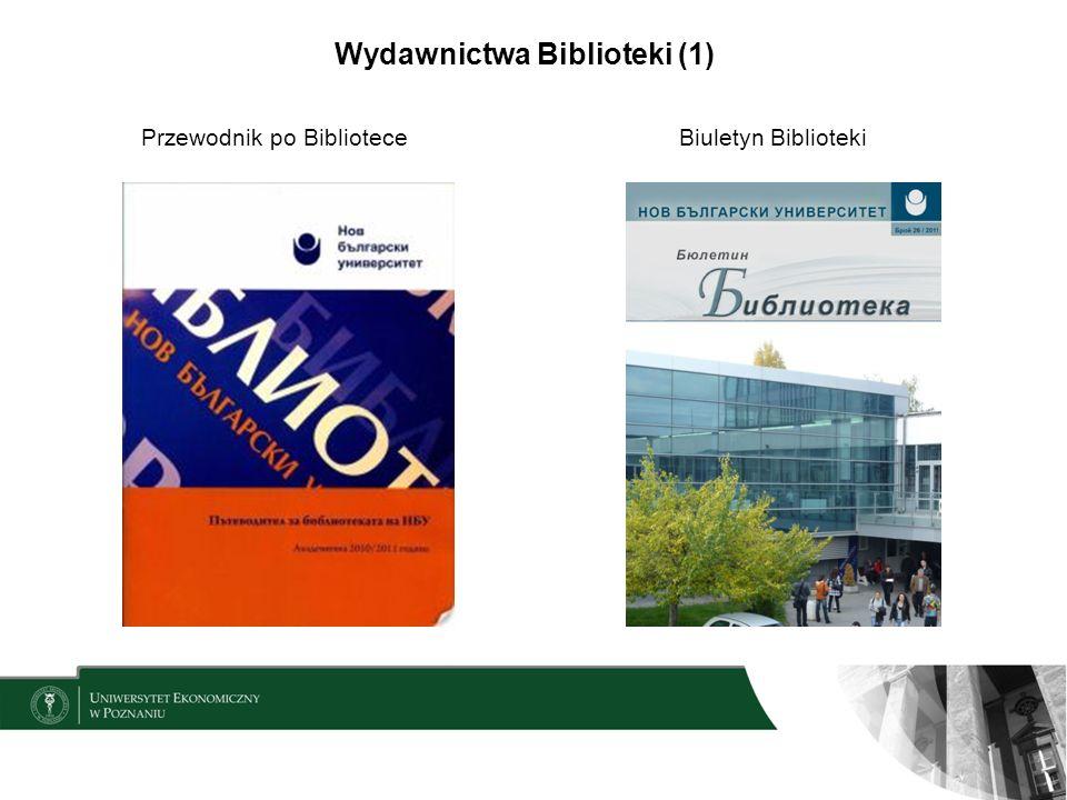 Wydawnictwa Biblioteki (1)