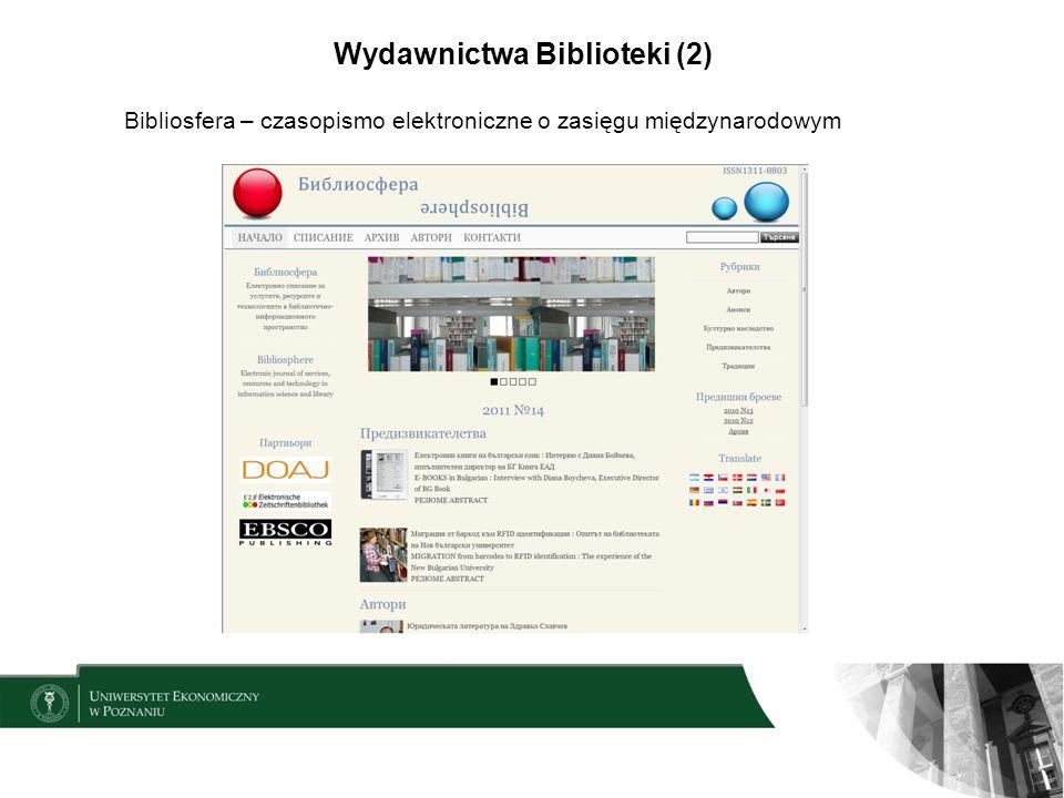 Wydawnictwa Biblioteki (2)