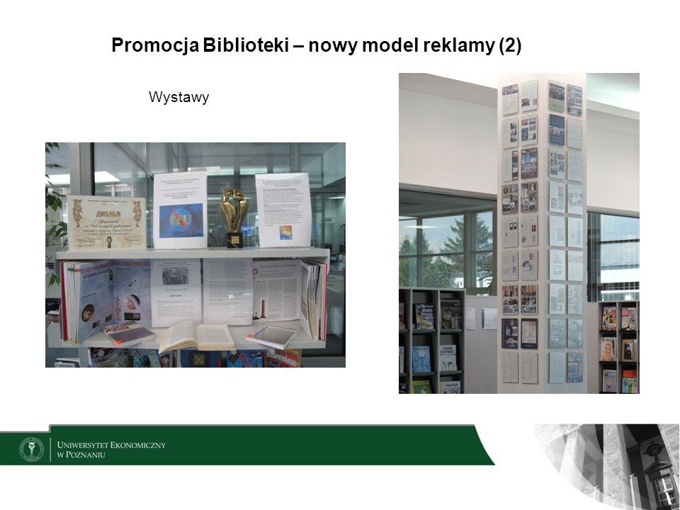 Promocja Biblioteki – nowy model reklamy (2)